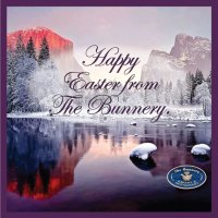 Happy Easter from Bunnery Natural Foods!
